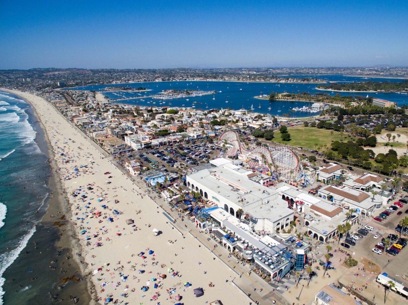 Belmont Park In Sunny San Diego Travelhacking
